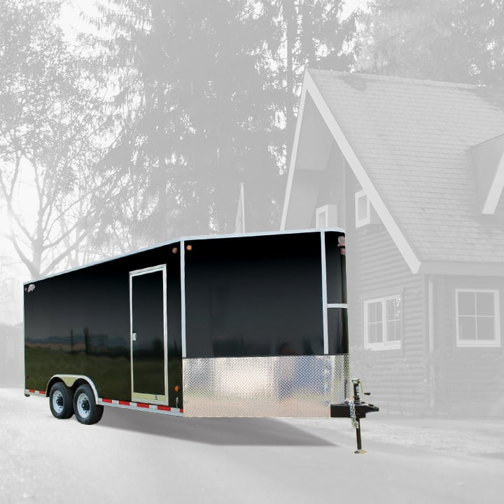 Cargo-Enclosed-Trailers