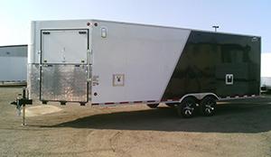 sled-snowmobile-trailer
