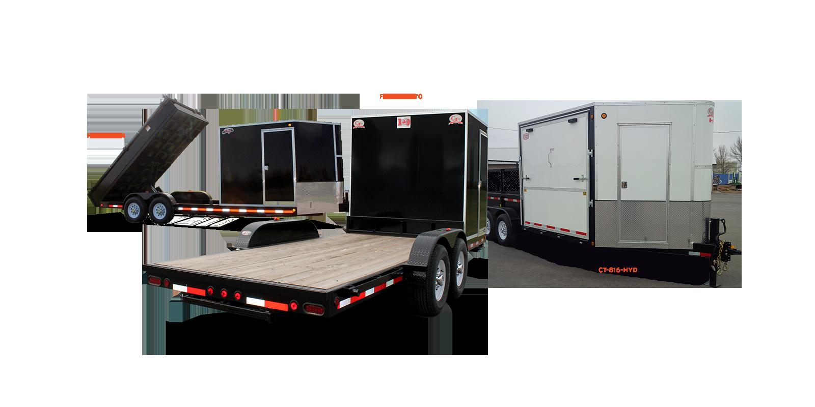 CJay-half-enclosed-combination-trailer