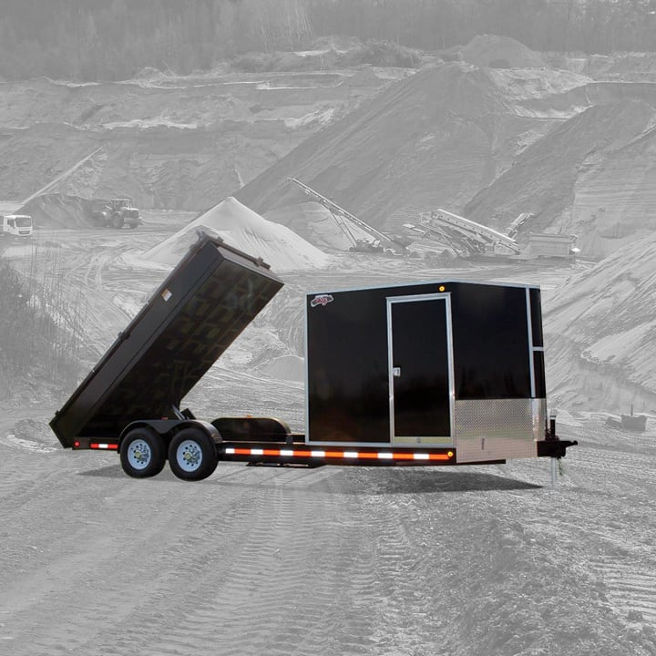 half-enclosed-dump-trailer